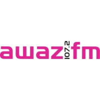 Logo of radio station Awaz FM