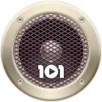Logo de la radio 101.ru - Madonna