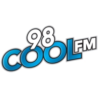 Logo of radio station 98 COOL