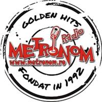 Logo of radio station Metronom FM Radio