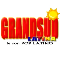 Logo of radio station GrandSud Latina