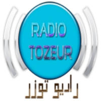 Logo of radio station Tozeur FM