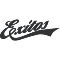 Logo de la radio Exitos FM