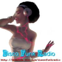 Logo of radio station Disco Funk Radio