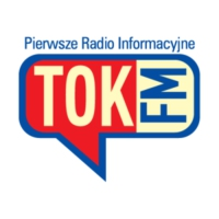 Logo of radio station Tok FM