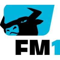 Logo of radio station Radio FM1 Nord