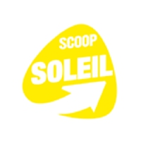 Logo of radio station SCOOP Soleil