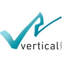 Logo of radio station Vertical radio