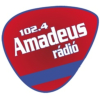 Logo of radio station Amadeus Rádió