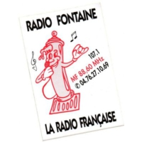 Logo of radio station Radio Fontaine