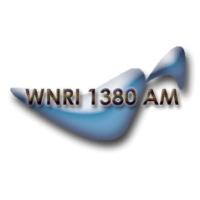 Logo of radio station WNRI