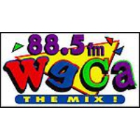 Logo of radio station WGCA The Mix FM 88.5 FM
