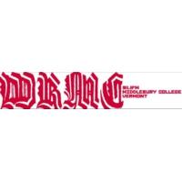 Logo of radio station WRMC Middlebury Univ. 91.1 FM