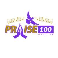 Logo of radio station Praise 100