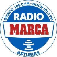 Logo of radio station Radio MARCA Asturias