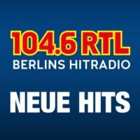 Logo of radio station 104.6 RTL Best New Hits