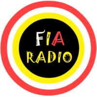 Logo of radio station FIA Radio