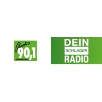 Logo of radio station Radio 90.1 – Dein Schlager Radio