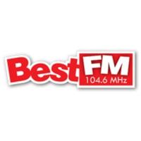Logo of radio station BEST FM
