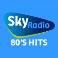 Logo of radio station Sky radio 80's hits
