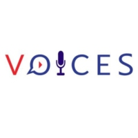 Logo of radio station VOSJ