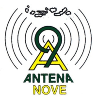 Logo of radio station Rádio Antena Nove