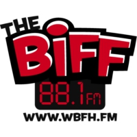 Logo of radio station WBFH 88.1 FM The Biff
