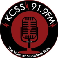 Logo of radio station KCSS 91.9