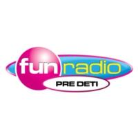 Logo de la radio Fun Rádio Pre Deti