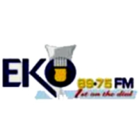Logo of radio station Eko FM
