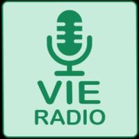 Logo of radio station VIE Catholic Radio