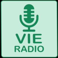 Logo of radio station VIE Catholic Radio