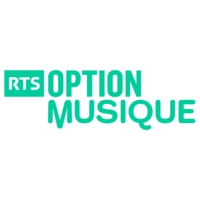 Logo of radio station RTS Option Musique
