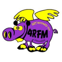 Logo of radio station 4RFM Moranbah community radio 96.9 FM