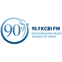 Logo of radio station 90.9 KCBI FM