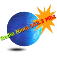 Logo of radio station Radio Nieta 103.3 FM
