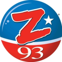 Logo of radio station La Zeta 93