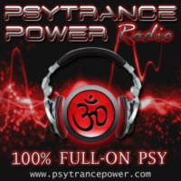 Logo of radio station PSYTRANCE POWER