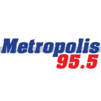 Logo of radio station Metropolis 95.5