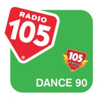 Logo of radio station Radio 105 Dance 90