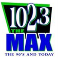 Logo de la radio WXMA The Max