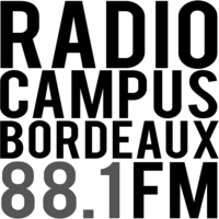 Logo of radio station Radio Campus Bordeaux