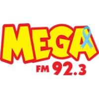 Logo de la radio Mega FM 92.3