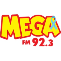 Logo of radio station Mega FM 92.3