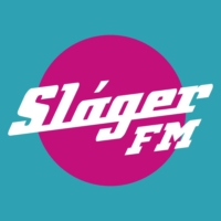 Logo of radio station Sláger FM