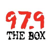 Logo of radio station KBXX 97.9 The Box