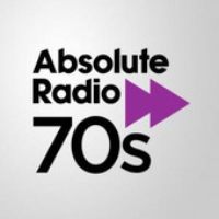Logo de la radio Absolute Radio 70s