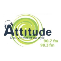 Logo of radio station Radio Attitude