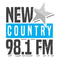 Logo of radio station New Country 98.1