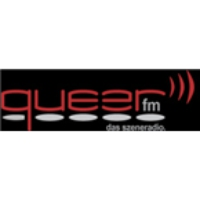 Logo of radio station Queer.fm